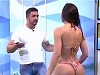 Brazilian Tira Rayssa Teixeira Delivers A Humiliating Slap To TV Host