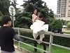 Bride Wrecks Herself Trying To Get A Perfect Picture