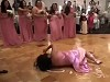 Bridesmaid Makes A Preposterous Reception Entrance
