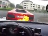 Burns His Mates Ferrari Panic Ensues