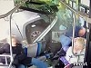 CCTV Captures Bus Being Hugely T-Boned