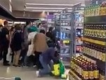Chinese People Buying Baby Formula In Woolworths