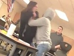 Classroom Fight Was Over Until He Actually Went There