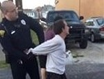 Cop Was Way Heavy Handed Arresting A Drunk Guy