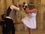 Couples Wedding Dance Is A Little Different