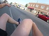 Cyclist Goes Down Thanks To An Idiots Car Door
