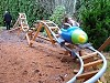 Dad Built A Kickass Backyard Rollercoaster For The Kids