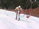 Downhill Skier Feels An Unimaginable Pain