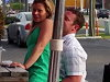 Drunk Couple Give Not One Single Fuck About Grinding In Public