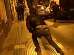 Drunk Driver Falls Out Of His Car And Hilarity Ensues