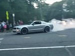 Dumbass Rips A Sad Burnout And Immediately Regrets It
