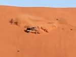 Dune Bashing Fail