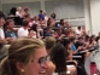 Entire Class Erupts In Cheers After An Impossible Shot