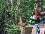 Fat Women Can't Zipline