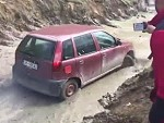 Fiat Punto Silences The Haters
