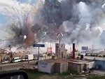 Fireworks Factory In Mexico Goes Up Ohh Ahh