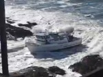 Fishing Boat Gets Kind Of Pounded