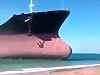 Freighter Ship Beaches Itself To Be Scrapped