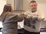 Gets Hilariously Pranked By His Wife
