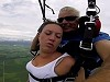 Girl Skydiver Loses Consciousness