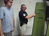 Gun Instructor Almost Takes His Own Head Off OMFG