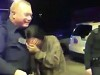 Guy Fakes An Arrest To Propose