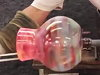 Hand Making A Glass Jug Is Just Great To Watch