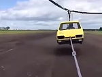 Helicopter Car Is A Good Idea Until HTF Do You Steer This Thing