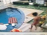 Hero Big Bro Saves Little Bro From Certain Drowning Death