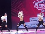 Hip Hop Dancer Loses Her Nips During Show