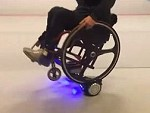 Hoverboard Wheelchair Maybe Defeats The Purpose