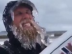 How Cold Is It For Your Beard To Freeze?