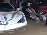 Hurricane Harvey Destroyed A Rich Family's Supercars