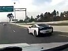 Inexplicably Destroys His BMW I8