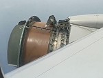 Jet Engine Has Experienced A Technical Issue