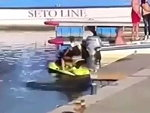 Jetski Blows The Fuck Up