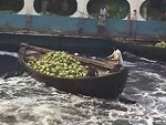 Just A Typical Day On The Port In Bangladesh