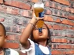 Letting Your Kids Drink Beer Like This Makes You A Bad Parent