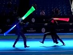 Lightsabre Fights Are Going To Be An Olympic Sport