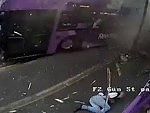 Man Hit By Bus Gets Up And Walks Into The Pub