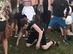 Most Romantic Music Festival Fight I Have Ever Seen