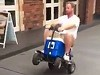 Motorised Beer Eskies Are How Aussies Get Around