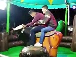 No Matter What Never Ride A Bull With A Mate