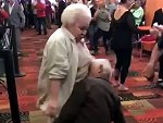 Old Couple Still Got All The Moves