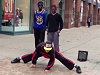 Old Timer Dance Battles A Street Crew And Its Actually Pretty Good