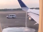 Passenger Jet Possibly Has A Fuel Leak