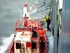 Pilot Falls Off The Ladder Trying To Board A Ship