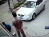 Poor Mofo Garage Attendant Gets Squashed To Death