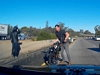 Poor Rider Pays A Huge Price For Misreading The Traffic