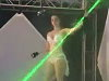 Probably The Coolest Use Of Lasers Ever Ever Ever